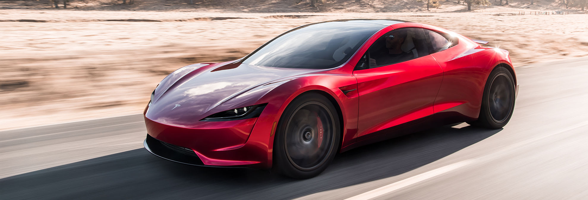 Tesla Revives Roadster For 2020