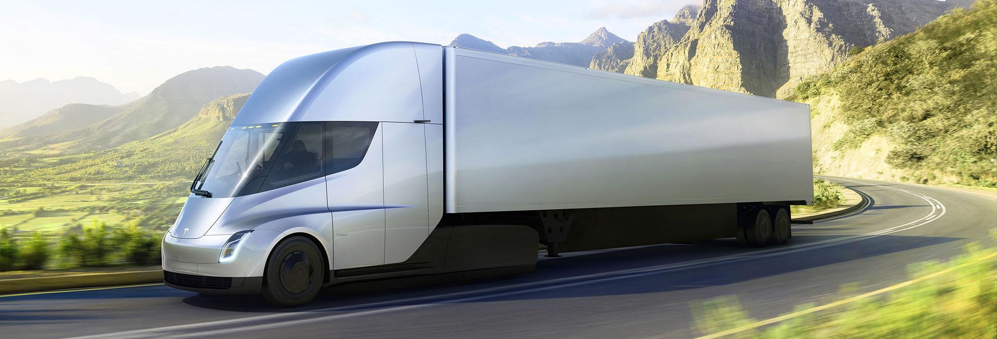 Electric Tesla Semi Truck Consumer Reports