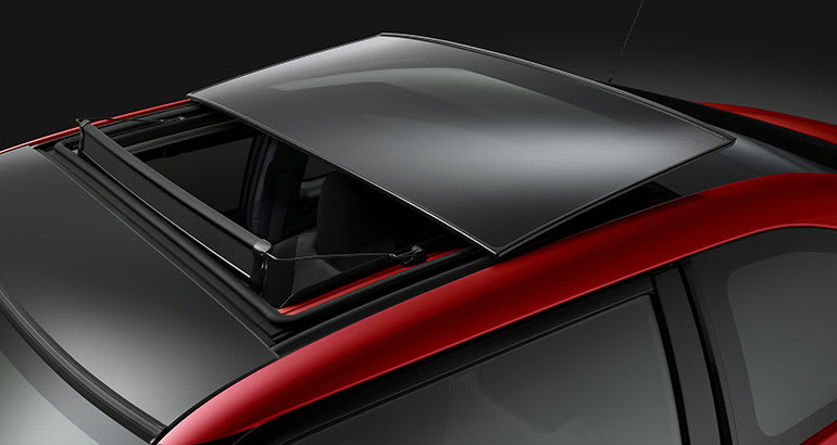 2015 Scion tC sunroof