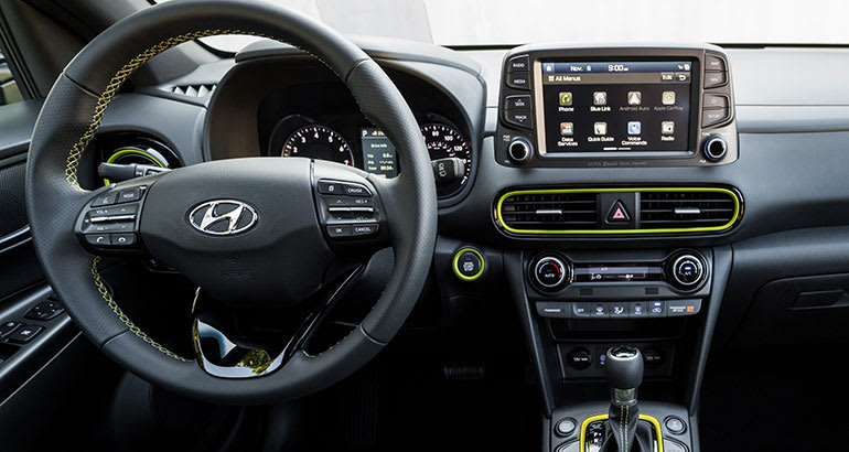 2018 Hyundai Kona First Drive Review Consumer Reports