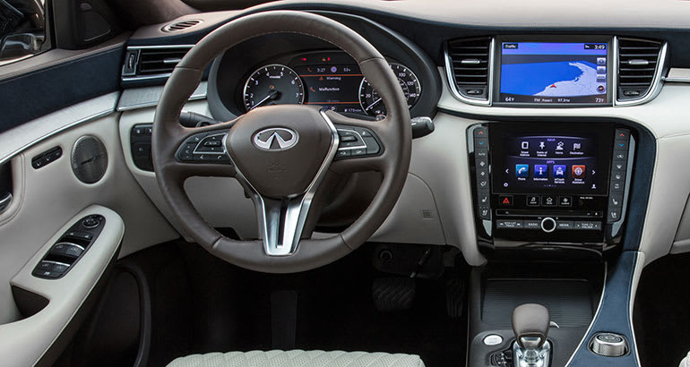 2019 Infiniti Qx50 Preview Consumer Reports
