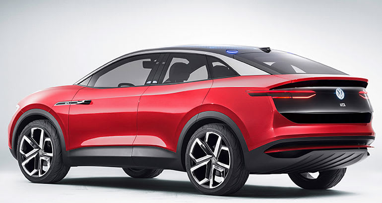 Volkswagen Id Crozz Concept Signals Shift To Evs Consumer Reports