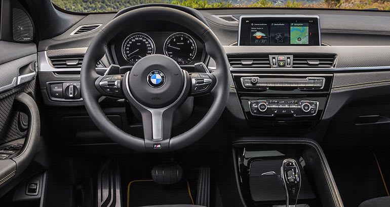 2018 bmw x2 is smaller sportier take on x1 suv consumer. Black Bedroom Furniture Sets. Home Design Ideas