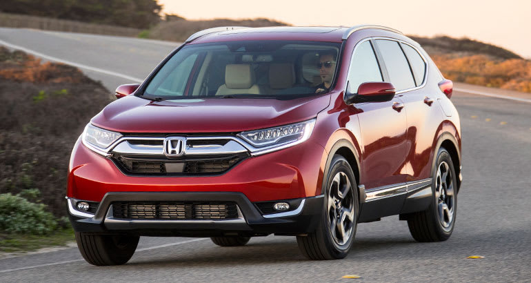 2018 Honda CR V   A Good Choice For Teen Drivers