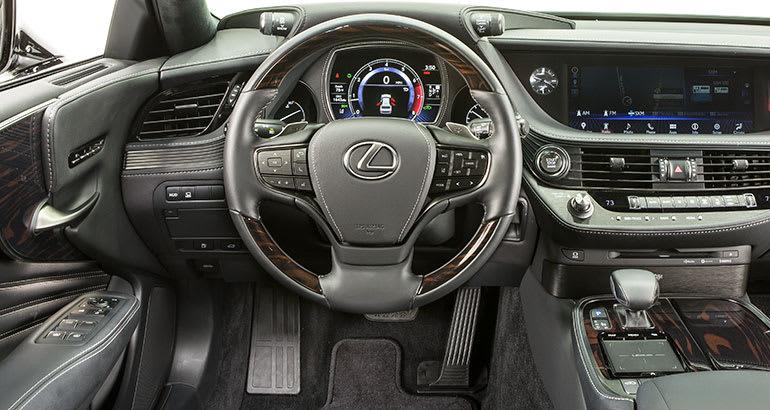 2018 lexus 500 ls. perfect lexus 2018 lexus ls 500 cabin intended lexus ls
