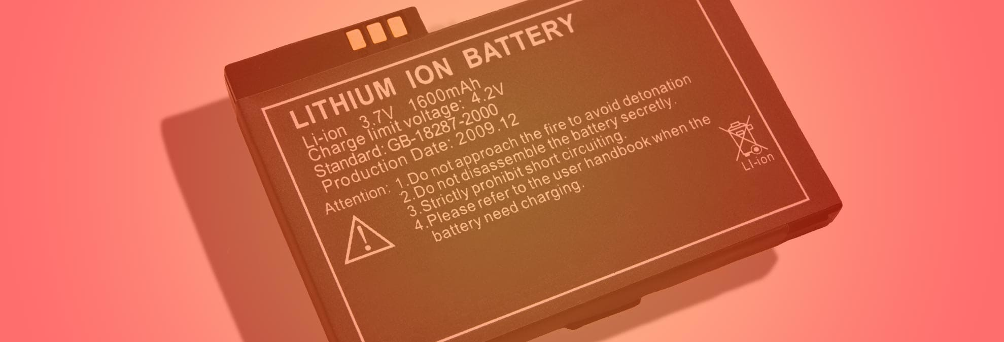 Quiz Staying Safe From Lithium Ion Battery Fires On