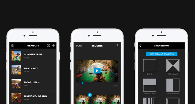 Cool photo video editing app free ios