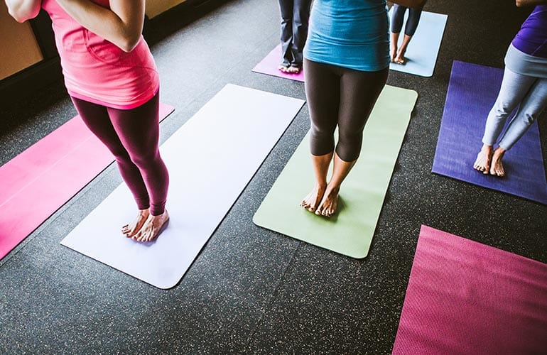 For some, the safest ways to ease pain might be nondrug treatments, such as yoga, tai chi, and massage.