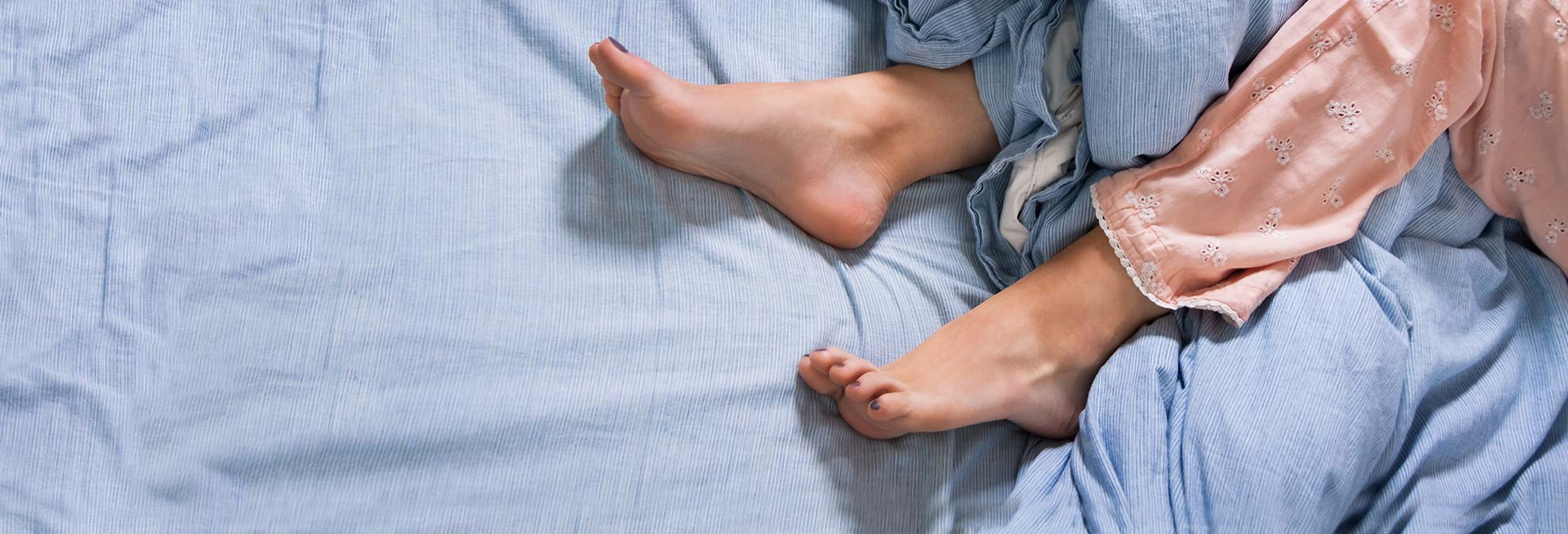 5 Things to Know About Restless Legs Syndrome