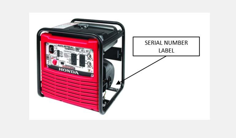 Honda recalls 34 000 inverter generators consumer reports for Honda financial services customer service number