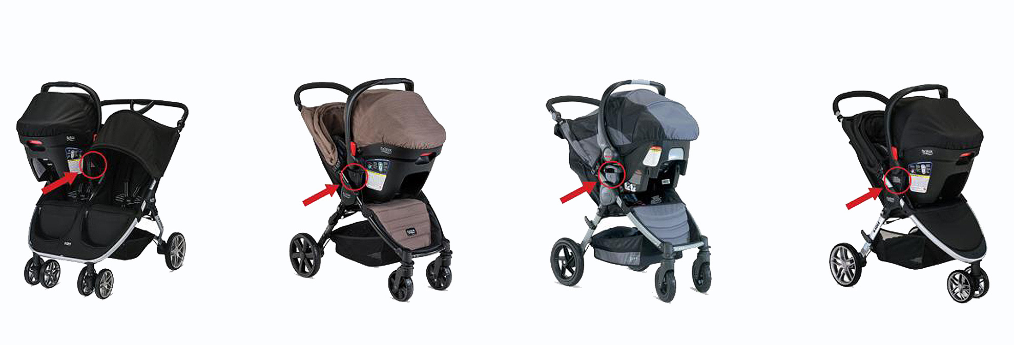 Baby cribs reviews consumer reports - Britax Recalls 700 000 Strollers After Reports Of Falls
