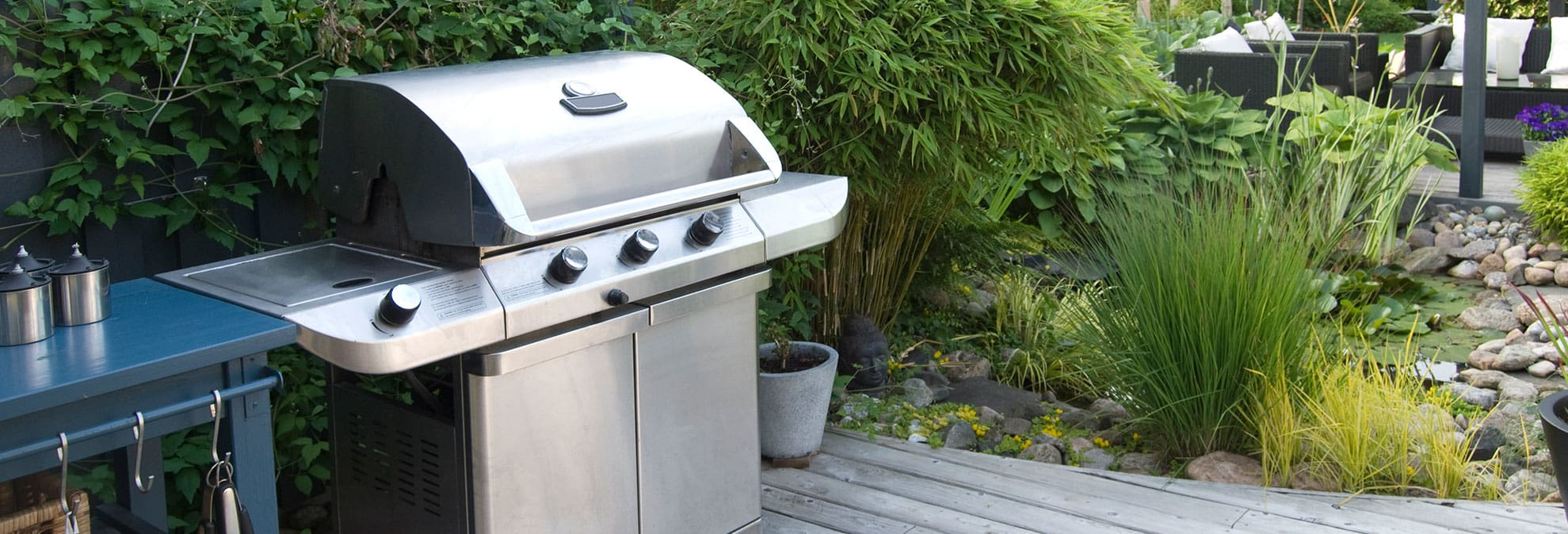 Grill, Stainless Steel - cover