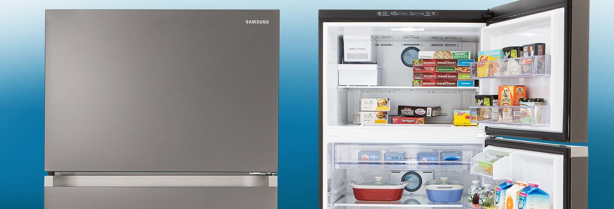 Flexi-Fridges Review | Convertible Compartments - Consumer Reports
