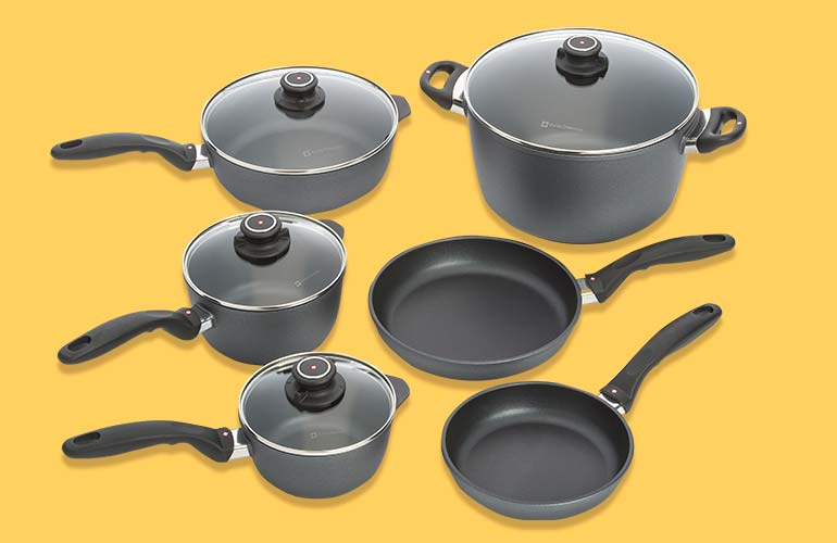 Swiss Diamond Reinforced 6010 Cookware