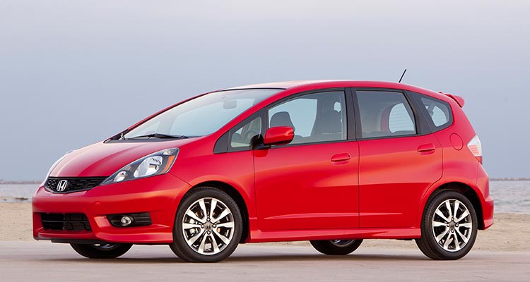 Best Used Car Honda Fit