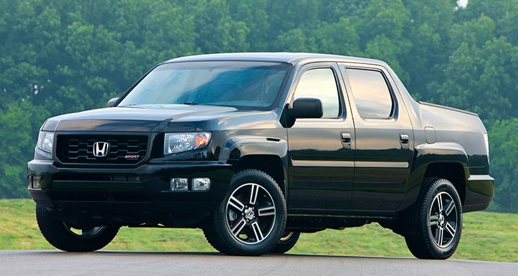 Best Used Pickup Truck Honda Ridgeline