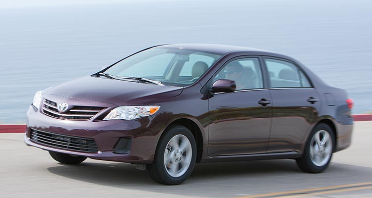 best used car toyota corolla