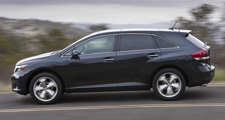 Best Used Wagons Toyota Venza
