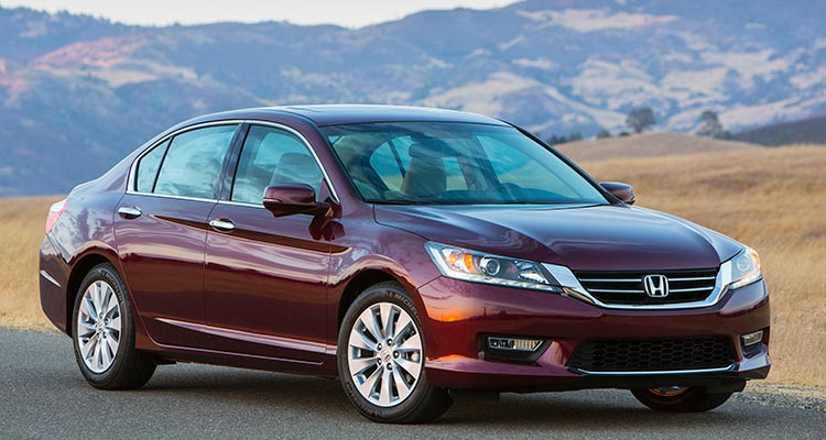 Best Midsized Used Cars Under