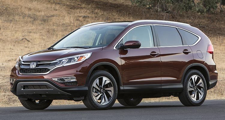Best Used Small SUV Honda CR-V