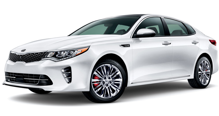 Midsized Sedan Top Pick Kia Optima