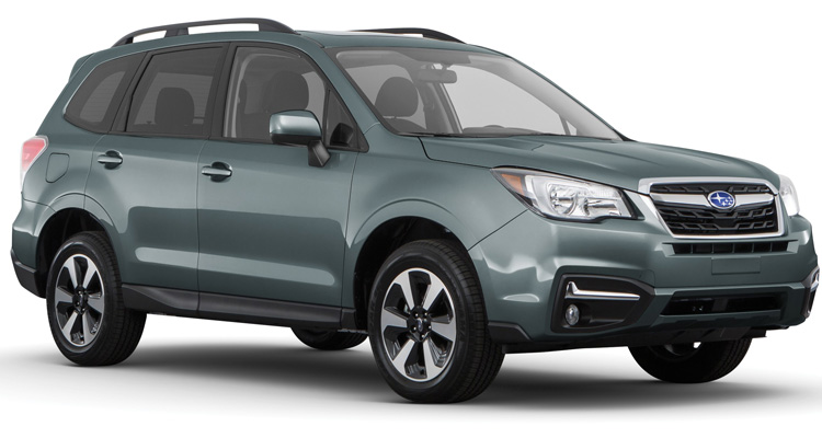 Small Suv Top Pick Subaru Forester