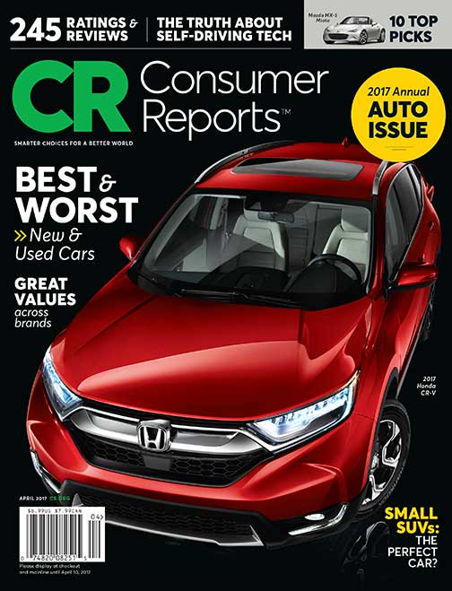 Consumer Reports Bookstore Magazines