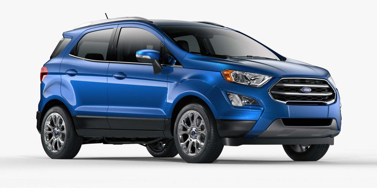 Lot of new cars coming in at moment looking to make some room have a - Ford Ecosport