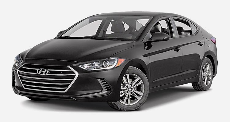 Best Value Compact Car Hyundai Elantra
