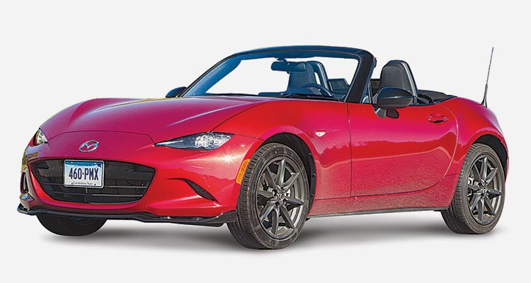 Best Sporty Car Mazda MX-5 Miata