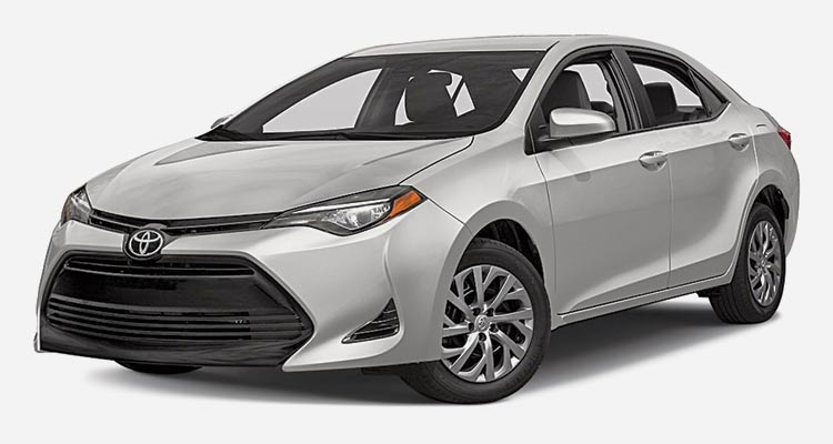 Featured new car deal 2017 Toyota Corolla