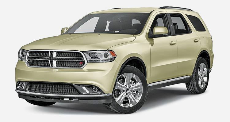 Best Large Suv Dodge Durango