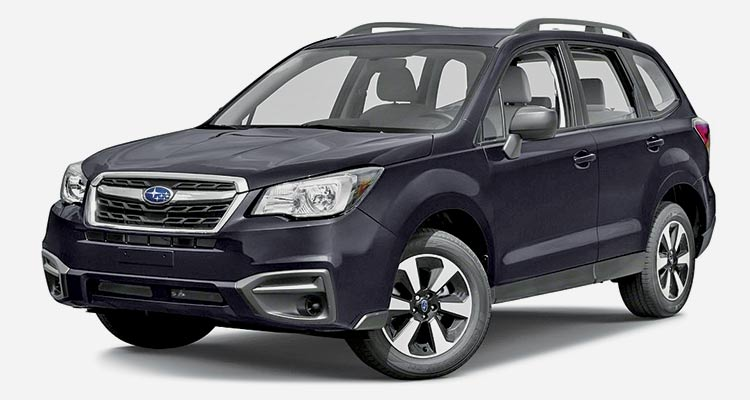 Best Value Compact SUVs Subaru Forester