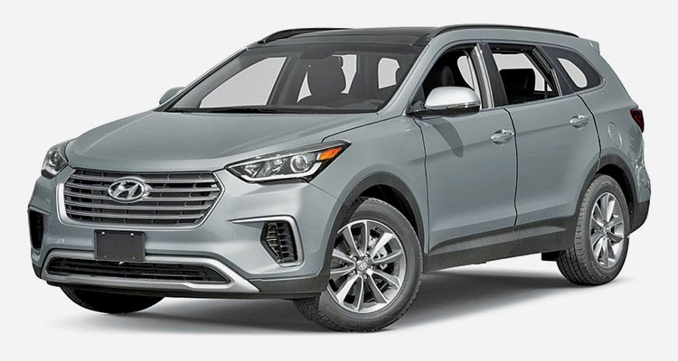 Best Value Midsized SUVs Hyundai Santa Fe