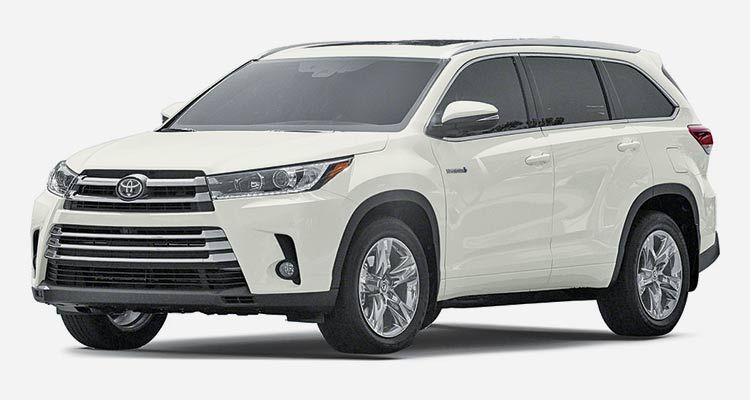 Best Midsized Suv Toyota Highlander
