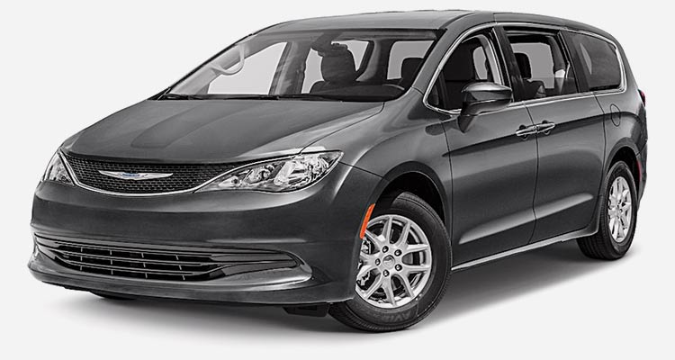 Best Value Minivan Chrysler Pacifica
