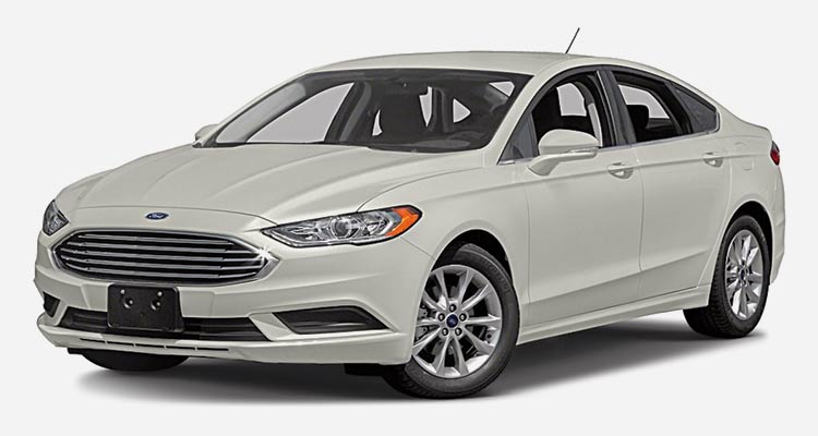 Featured new car deal 2017 Ford Fusion