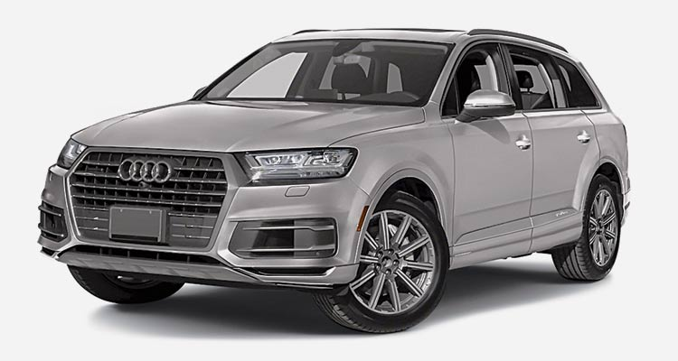 Best Luxury Midsized Large Suv Audi Q7