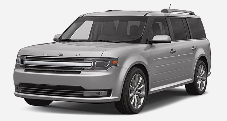 Best Value Large SUVs Ford Flex