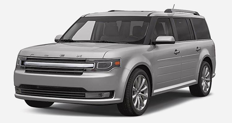 Best Value Large SUVs Ford Flex