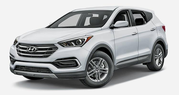 Best Midsized SUV Hyundai Santa Fe Sport