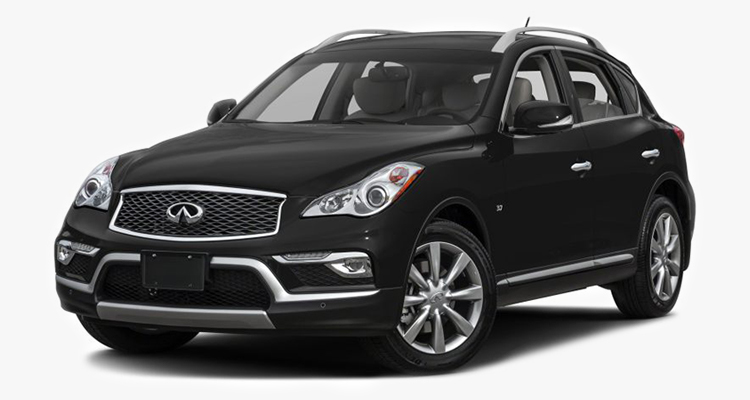 Best Value Luxury Compact SUV Infiniti Q50