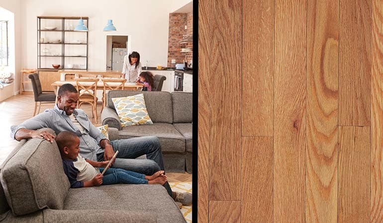The Right Type Of Flooring For Every Room Consumer Reports - Best flooring for cold basement