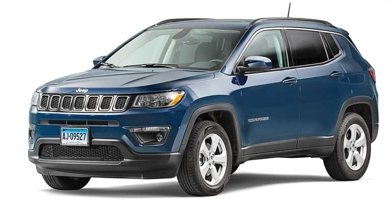 2017 Jeep Compass Review Lost In Last Place Consumer Reports