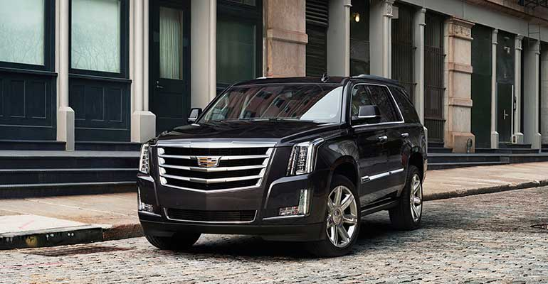 Least reliable cars: Cadillac Escalade