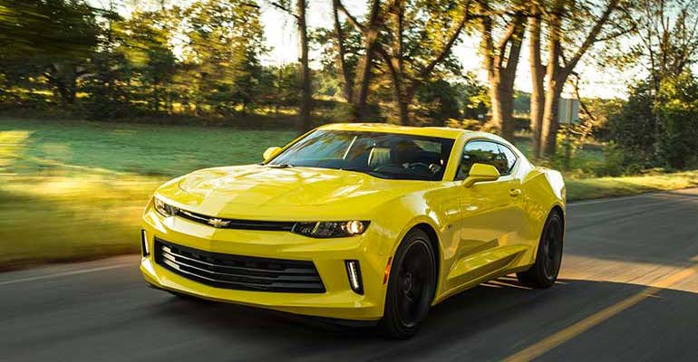 Least reliable cars: Chevrolet Camaro