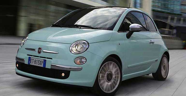Least reliable cars: Fiat 500