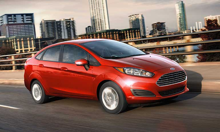 Least reliable cars: Ford Fiesta
