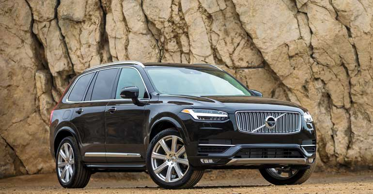 Least reliable cars: Volvo XC90