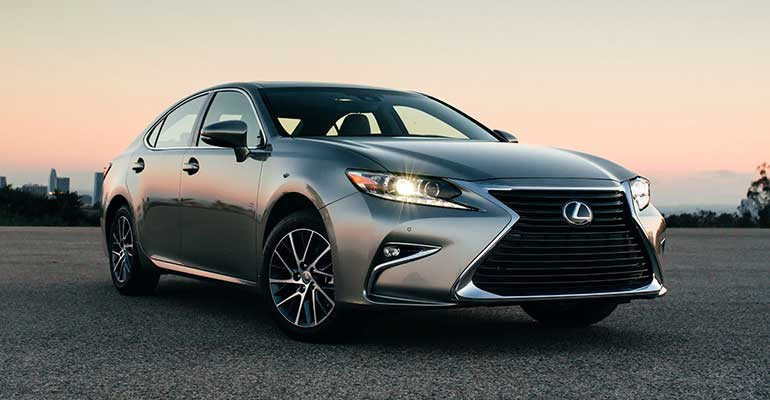 Most Reliable Cars Lexus Es